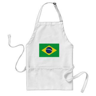 Avental Bandeira brasileira