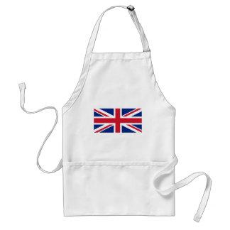 """Avental Bandeira BRITÂNICA """"Union Jack """" de Reino Unido da"""