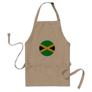 Avental Bandeira de Jamaica