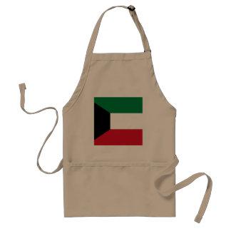 Avental Bandeira de Kuwait