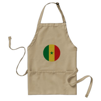 Avental Bandeira de Senegal