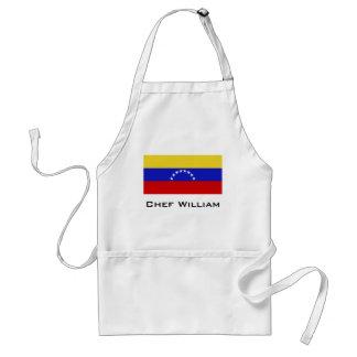 Avental Bandeira de Venezuala