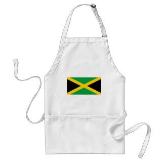 Avental Bandeira jamaicana