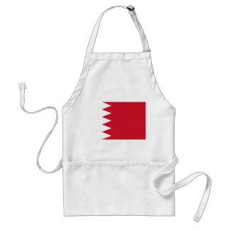 Avental Bandeira nacional do mundo de Barém