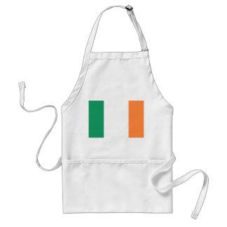 Avental Bandeira nacional do mundo de Ireland