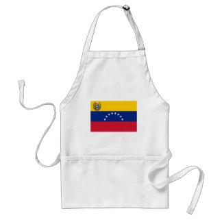 Avental Bandeira venezuelana - bandeira de Venezuela -