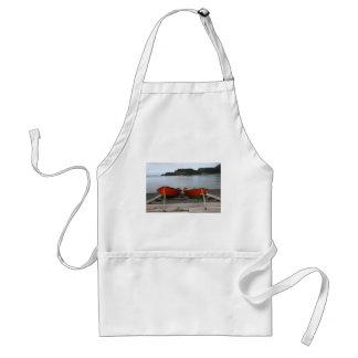 Avental Barcos bonito de Terra Nova