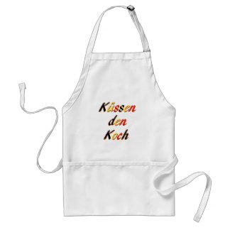 Avental Beije o cozinheiro