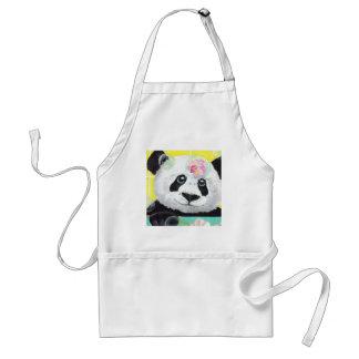 Avental Bolhas da panda