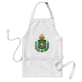 Avental Brasão Império do Brasil