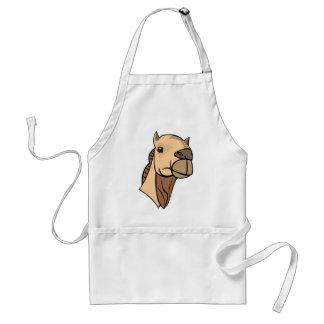 Avental Cabeça do camelo