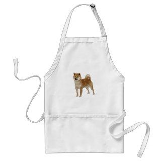 Avental Cão de Shiba Inu
