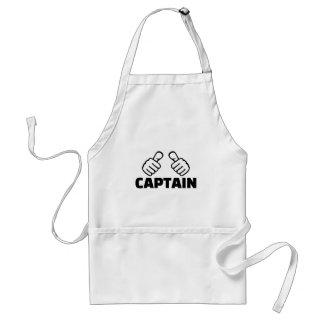 Avental Capitão