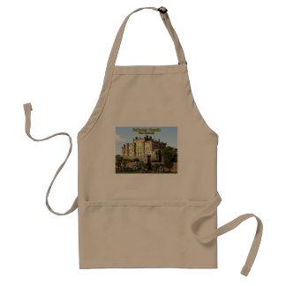 Avental Castelo de Culzean, casa do clã Kennedy