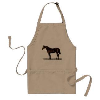 Avental Cavalo de Brown