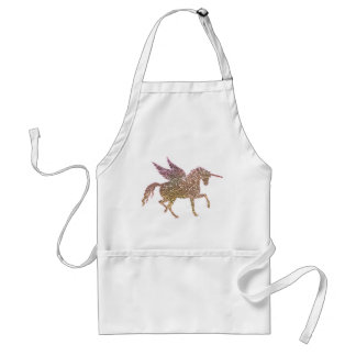 Avental Cavalo na moda de Pegasus do unicórnio da faísca