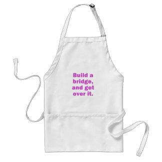 Avental Construa uma ponte e obtenha-a sobre ela