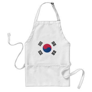 Avental Coreia do Sul