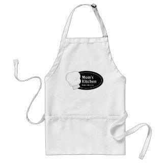 Avental Cozinha das mães feita com amor