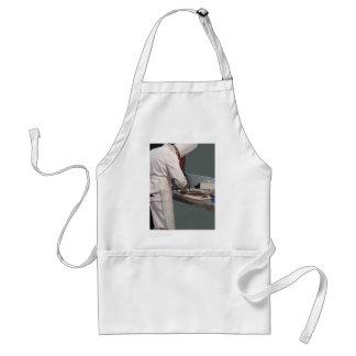 Avental Cozinheiro chefe de pastelaria na cozinha