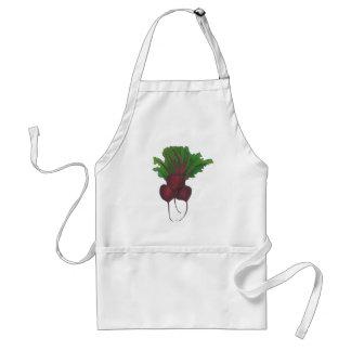 Avental Cozinheiro vegetal de Foodie do vegetariano do