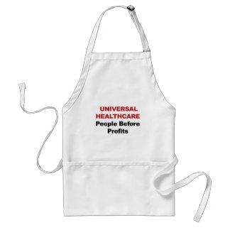 Avental Cuidados médicos universais