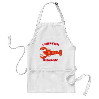 Avental da lagosta (customizável)
