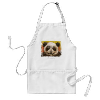 Avental da panda