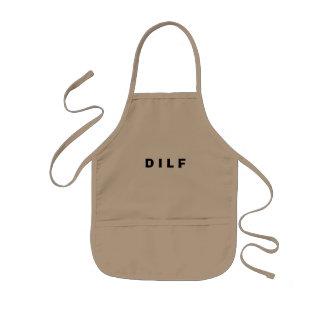 Avental de DILF