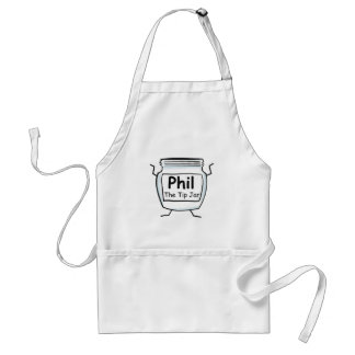 Avental de Phil