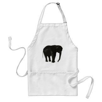 Avental Desenhos animados do elefante
