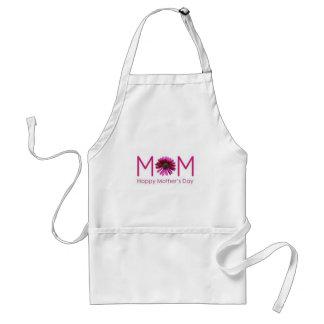 Avental Dia das mães feliz
