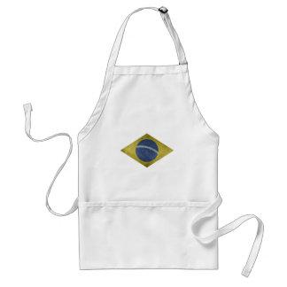 Avental Diamante brasileiro
