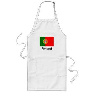 Avental do cozinhar da cozinha da bandeira de