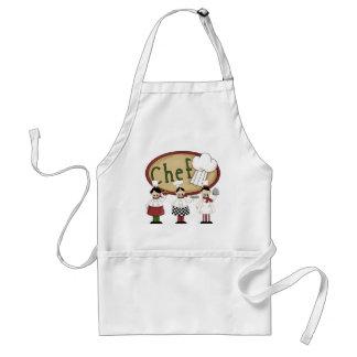 Avental do cozinheiro chefe