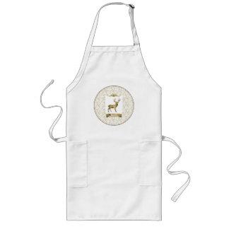 Avental do cozinheiro e do artesanato do fanfarrão