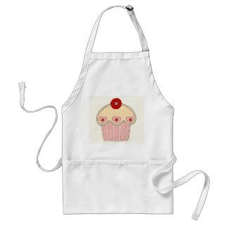 Avental do cupcake