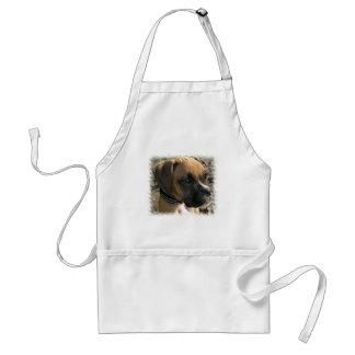 Avental do filhote de cachorro do Mastiff