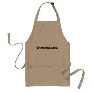 Avental do Gourmand