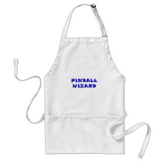Avental Feiticeiro do Pinball