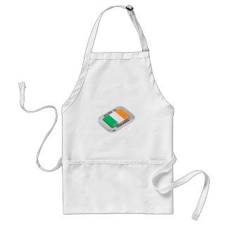 Avental Feito em Ireland