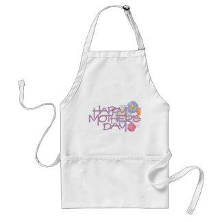 Avental feliz do dia das mães, dia das mães o 12 d