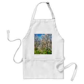 Avental Flor do pomar da amêndoa