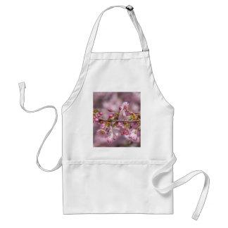Avental Flores de cerejeira