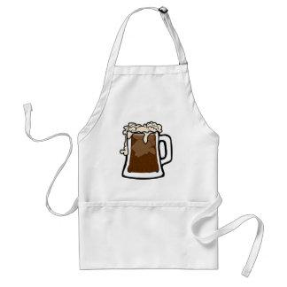 Avental Flutuador do refrigerante root beer