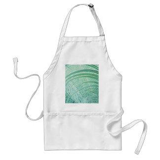 Avental Folha de palmeira macia da planta verde