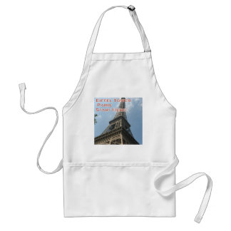 Avental Francês do verão 2016 de Paris France da torre