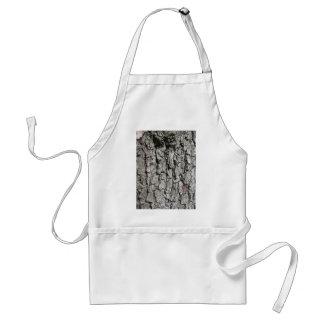 Avental Fundo da textura do latido de árvore da pera