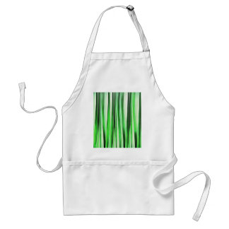 Avental Grama verde de sussurro