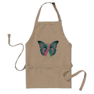 Avental Grande mutante da borboleta forte